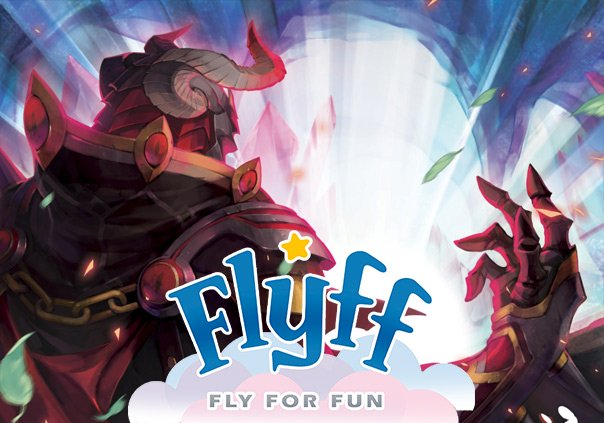 Flyff Fly For Fun Game Banner