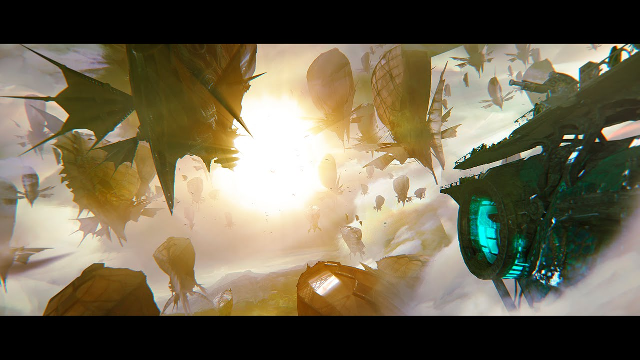 Guild Wars 2 Point of No Return Trailer