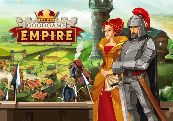 GoodGame Empire Game Profile Banner