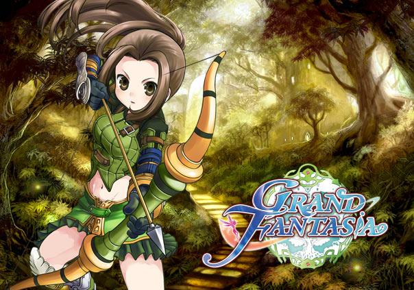 Grand Fantasia Game Banner
