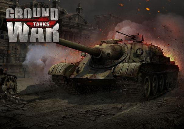 Ground War Tanks Profile Banner