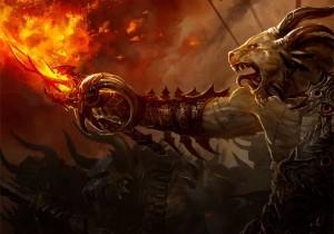 Guild Wars 2 Char Sword