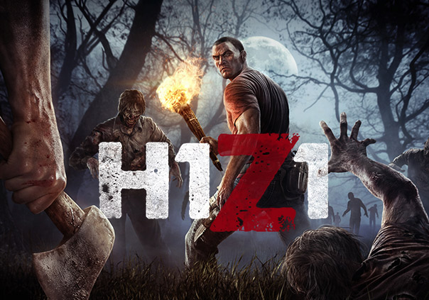 H1Z1 Game Banner