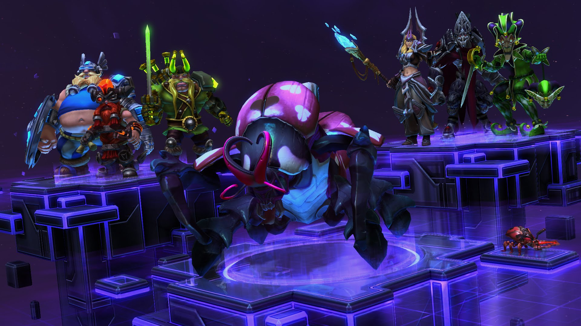 Heroes of the Storm Nazeebo Skin