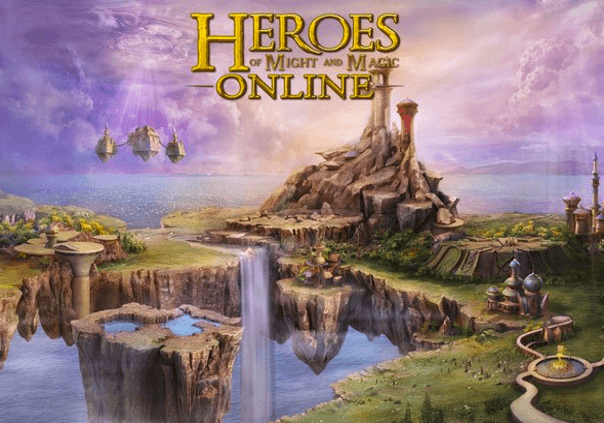Heroes of Might and Magic Online Game Profile Banner