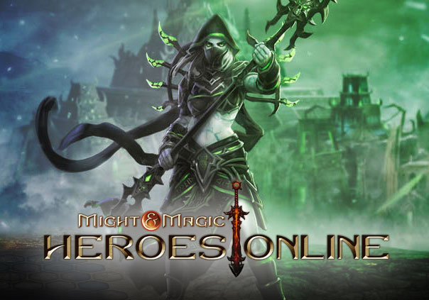 Heroes of Might and Magic Online Game Banner