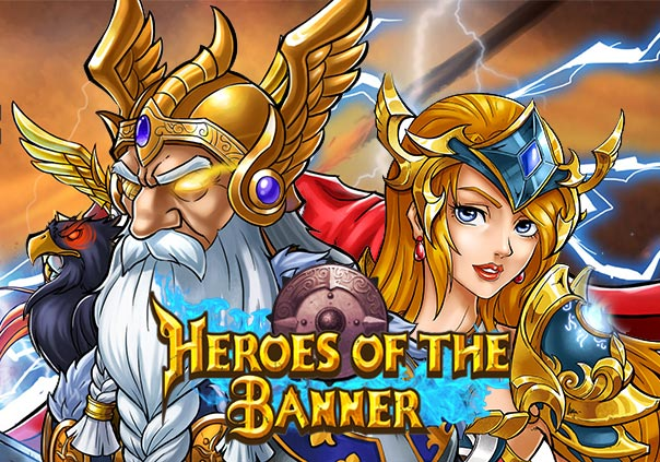 Heroes of the Banner Game Profile Banner