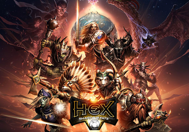 Hex: Shards of Fate Game Profile Banner