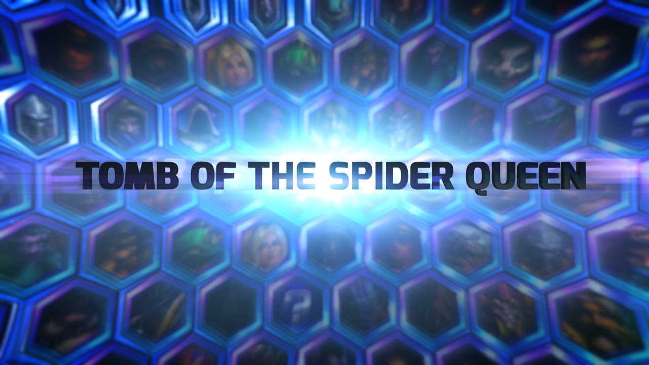 Heroes of the Storm: Tomb of the Spider Queen Introduction Thumbnail