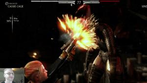 MMOHuts Live Stream w/JamesBl0nde - Mortal Kombat X Twitch Thumbnail