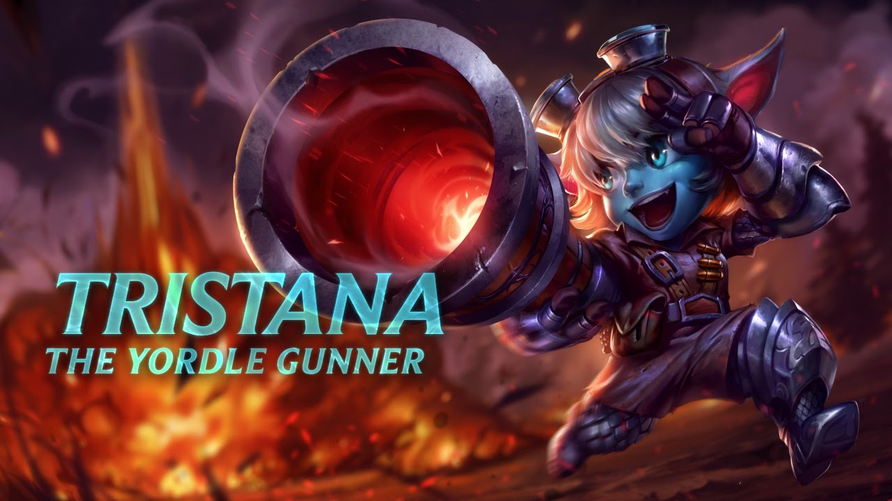 League of Legends Tristana Champion Spotlight Video Thumbnail