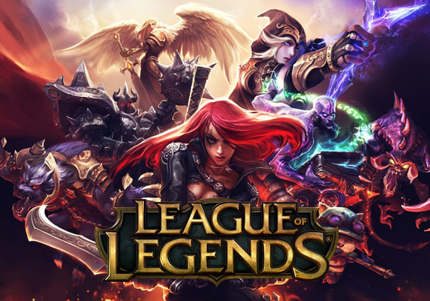 League Of Legends Game Profile Banner