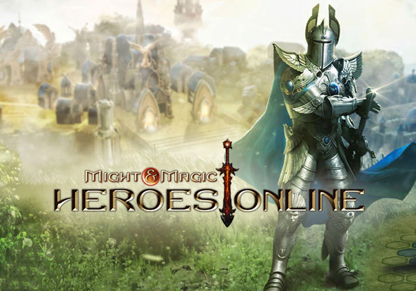Might & Magic Heroes Online Game Banner