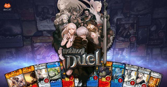 Mabinogi Duel Main Image