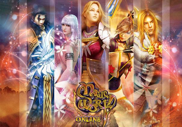 Magic World Online Game Profile Banner
