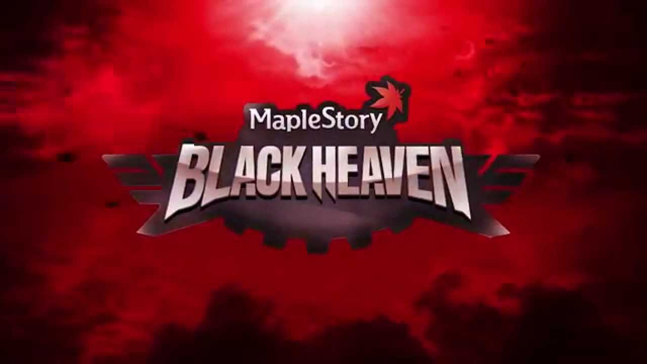 MapleStory Black Heaven Trailer Thumbnail