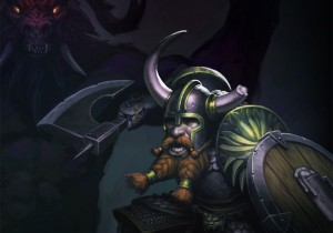 Neverwinter Dwarf Recommended