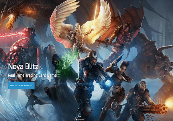Nova Blitz Game Profile Banner