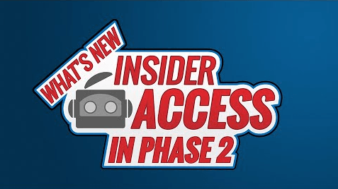 OMDU Insider Access Phase 2 Video Thumbnail