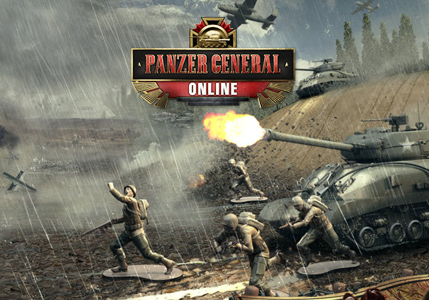 Panzer General Game Banner