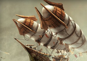 Pirates Tides AirShip Recommended