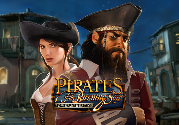 Pirates of the Burning Sea Game Profile Banner