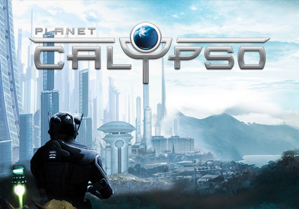 Planet Calypso Game Banner