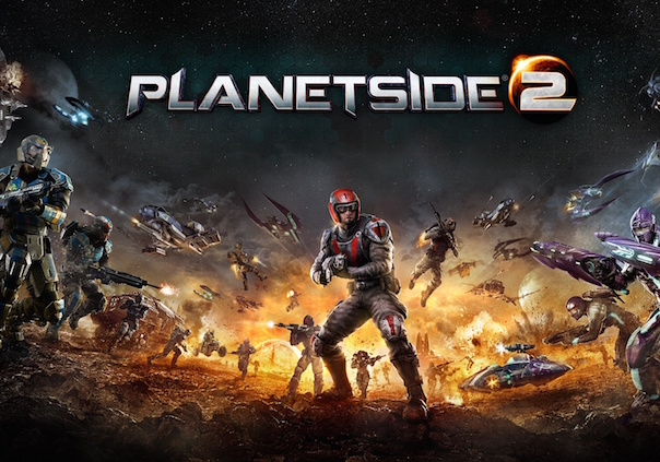 Planetside 2 Game Profile Banner