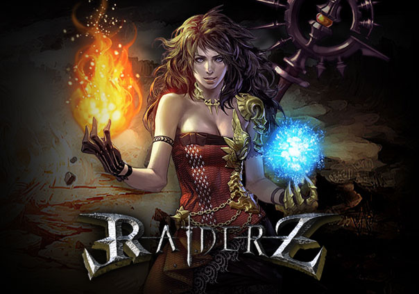 Raiderz Game Banner