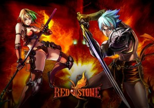Red Stone Game Profile Banner