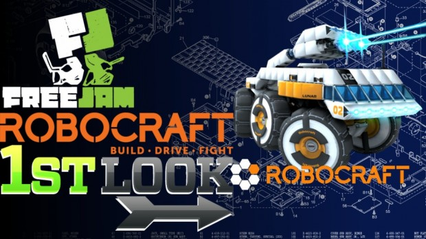 RoboCraft - First Look Video Thumbnail