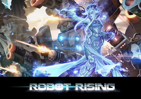 Robot Rising Game Profile Banner