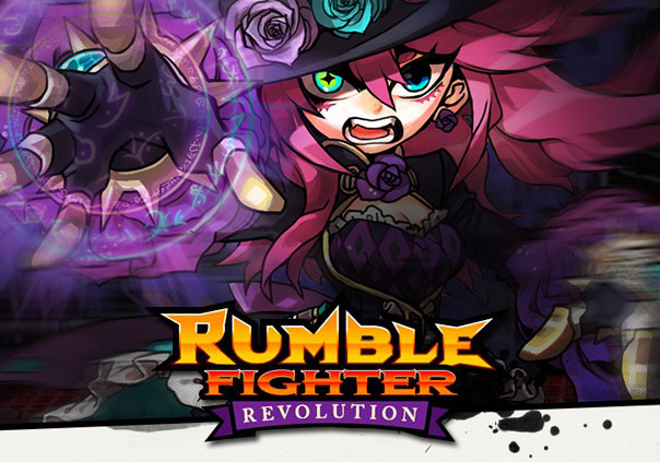 Rumble Fighter Profile Banner