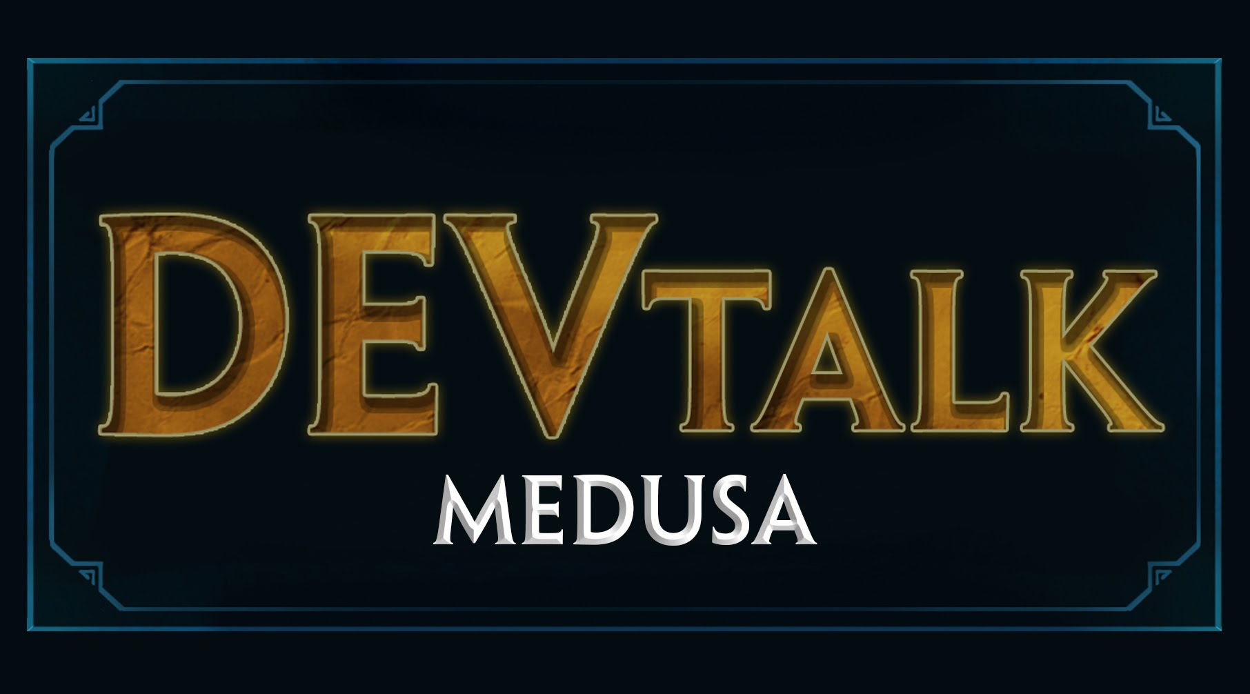 SMITE Dev Talk: Medusa w/ Drybear & HiRezBart Video Thumbnail
