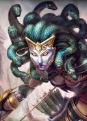 SMITE Medusa Card Post Thumb