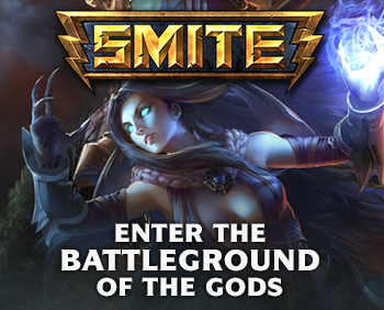 Welcome to the SMITE Battleground of the Gods