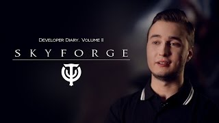 Skyforge Developer Diary - Volume II Video Thumbnail