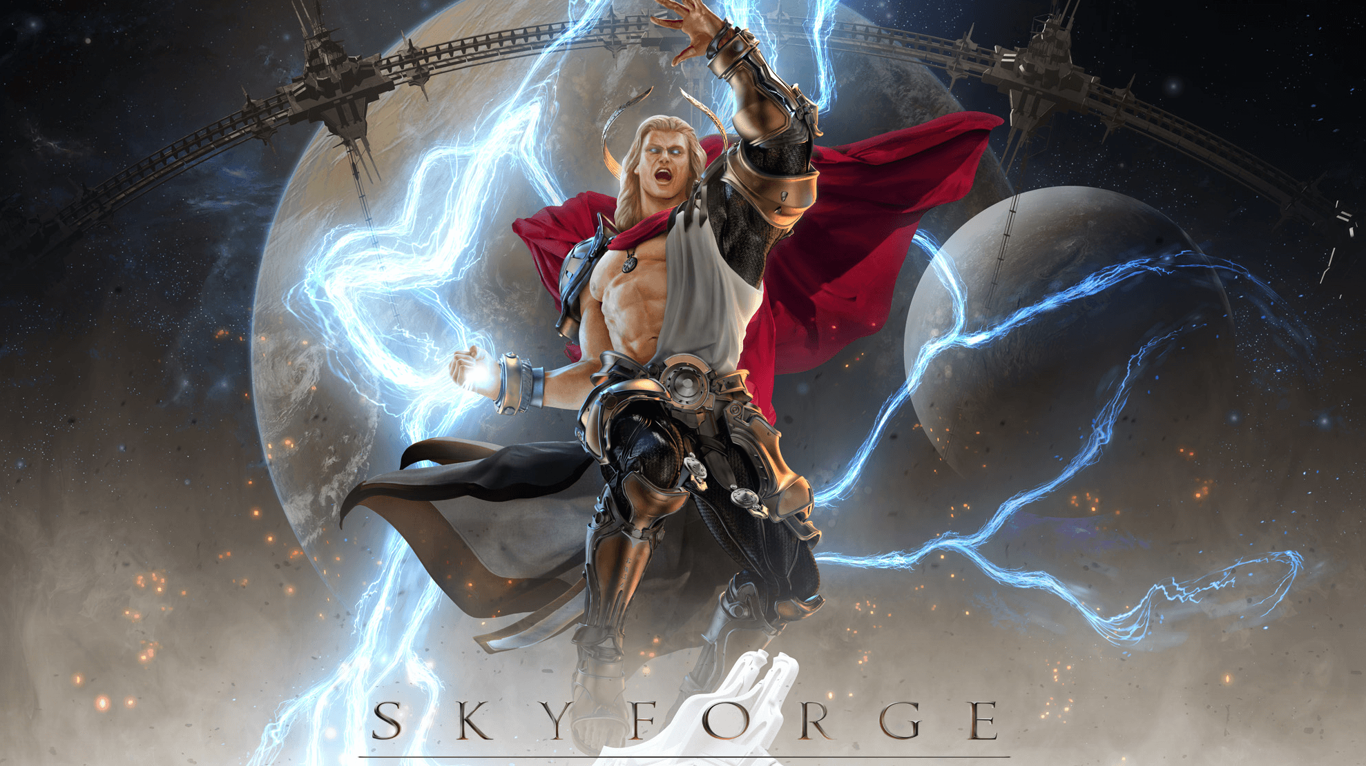 Skyforge North American Closed Beta Preview Post Header
