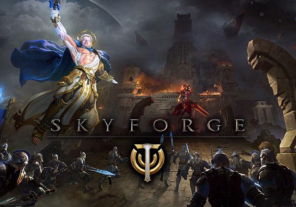 Skyforge Pantheon Wars