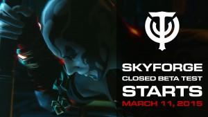 Skyforge closed beta trailer