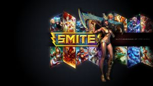 Smite - Bottom Tier Stream