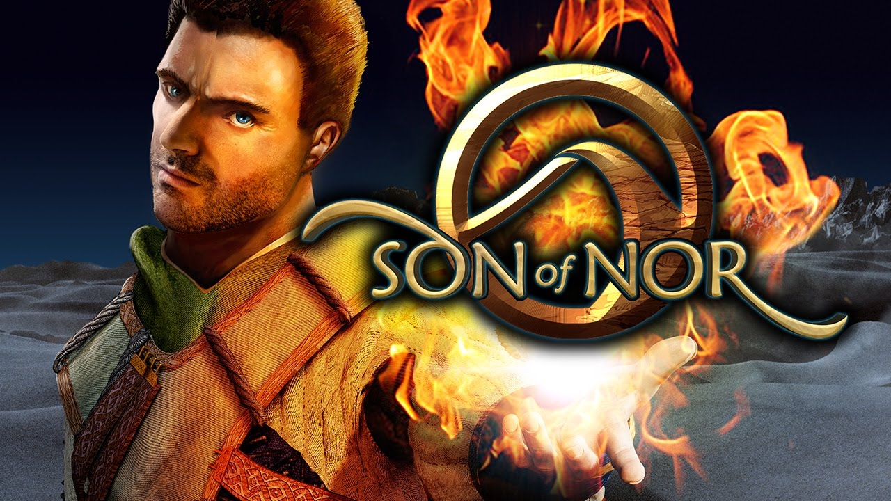 Son of Nor Launch Trailer Thumbnail