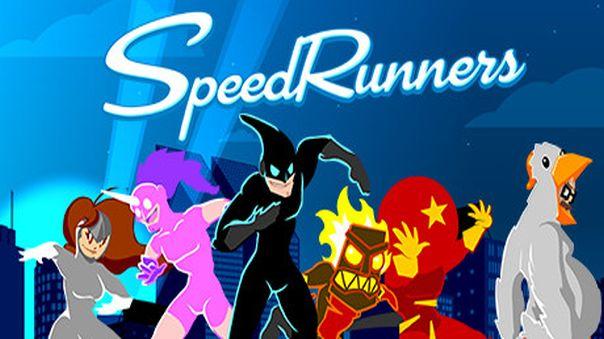 SpeedRunners Main Image