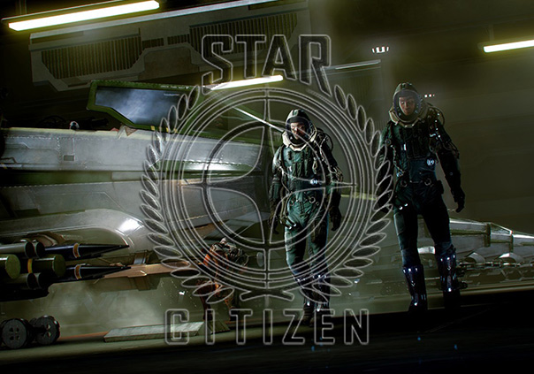 Star Citizen Game Profile Banner