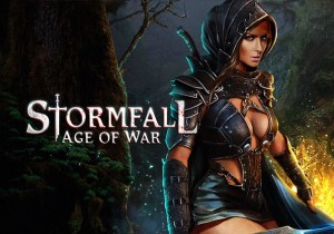 Stormfall Age of War Game Banner