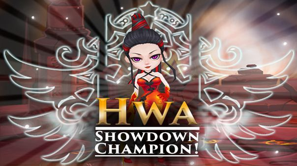 Summoners War HWA Main Image