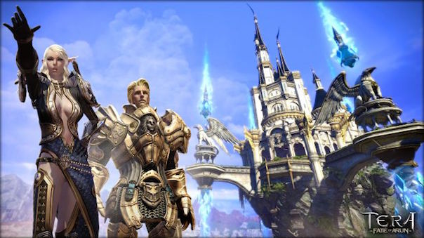 TERA: Fate of Arun Skycastle Update Main Image