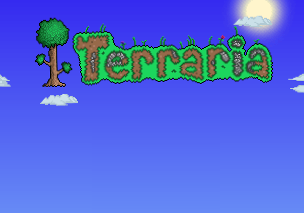 Terraria Game Profile Banner