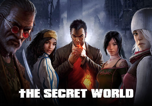 The Secret World Profile Banner