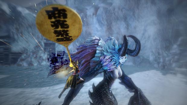 Toukiden_Kiwami_New-Weapon-Naginata